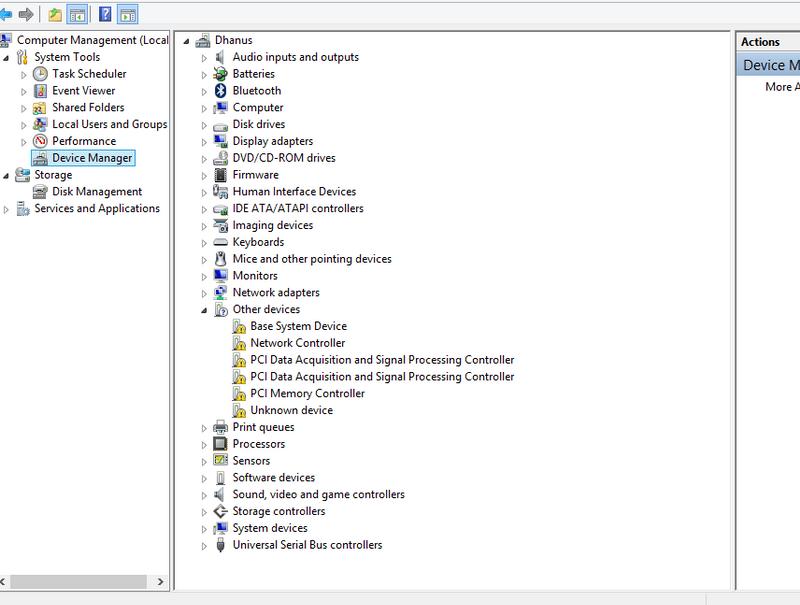 Re: Need wireless driver for 15-ac184tu Windows 8 - HP