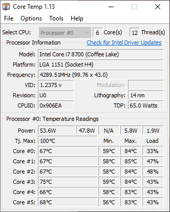 CPU Throttling and overheating, Fan CPU speeding up very slo