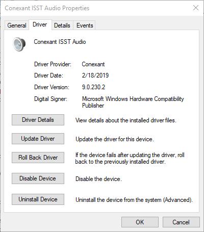 conexant smartaudio hd drivers hp