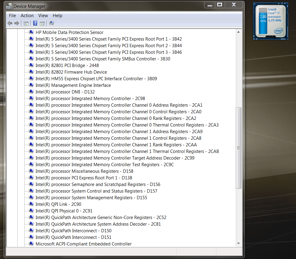 And The Processor Turboboost Feature Works Without Driver Check Below Screenshot