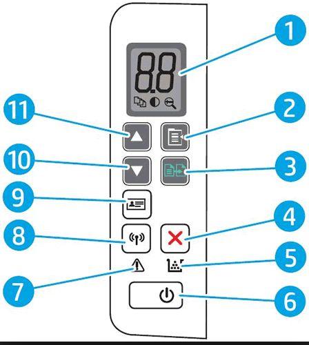 Hp Diagram Icons - Wiring Diagram G11