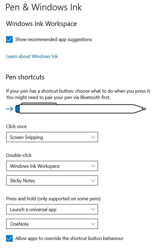 Cannot download HP Pen Control for Rechargeable Pen 4KL69AA