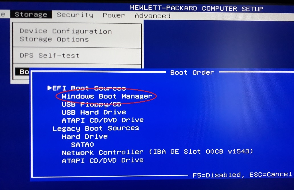 Solved: Elite 8200 SFF Hangs on Reboot - HP Support Community - 6625495