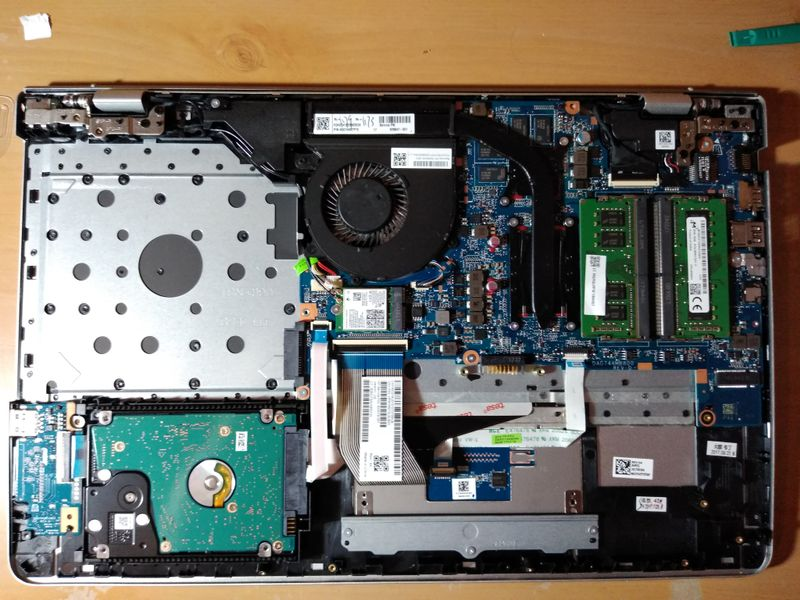 HP Pavilion - 15-cc195cl M 2 SSD upgrade - HP Support