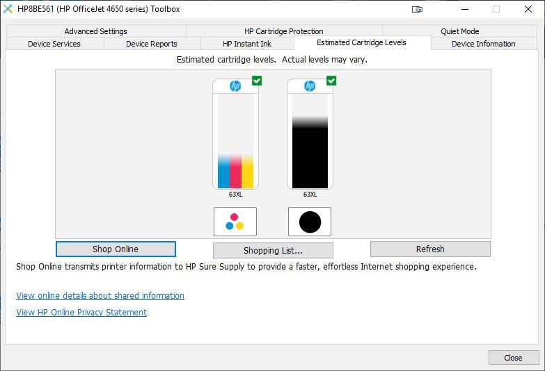 Hp Officejet 4650 Power Cord