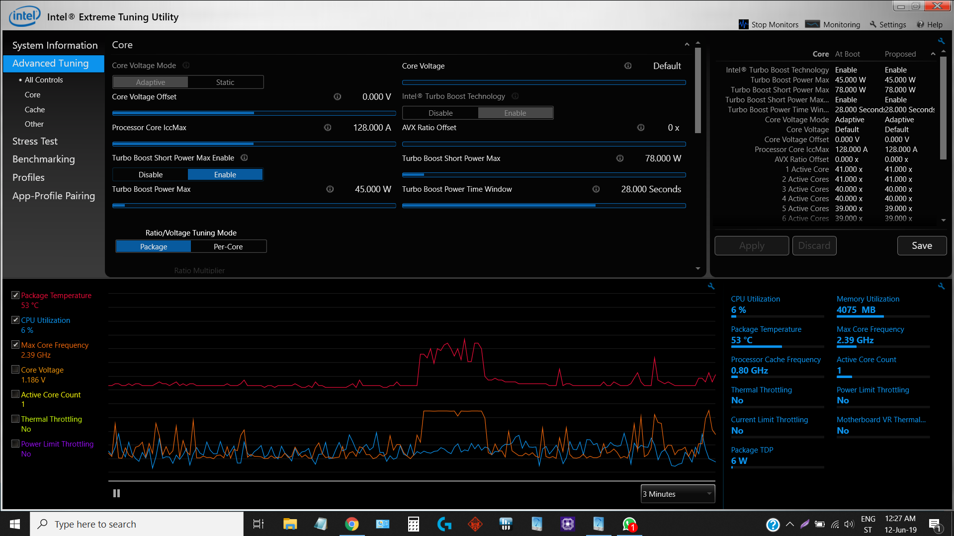 thermal throttling CPU (i7 8750h) - HP Support Community