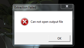Extraction Failed- DeskJet 3635 - HP Support Community - 7147012
