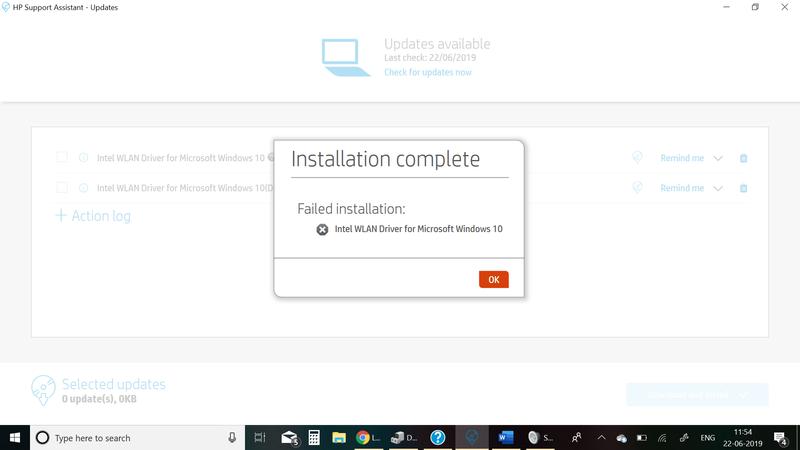 Intel WLAN update Error.png