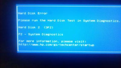 6: error on boot2