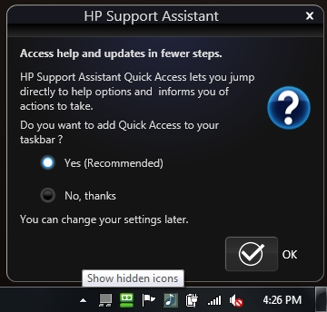 Solved: How do I stop HP Support Assistant from loading on boot