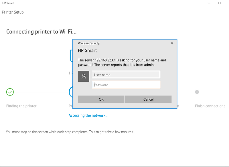 Solved: HP Deskjet 2630 troubles connecting to Wifi - HP
