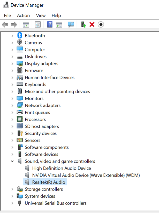 Sound not working after Windows 10 Creators Update - HP