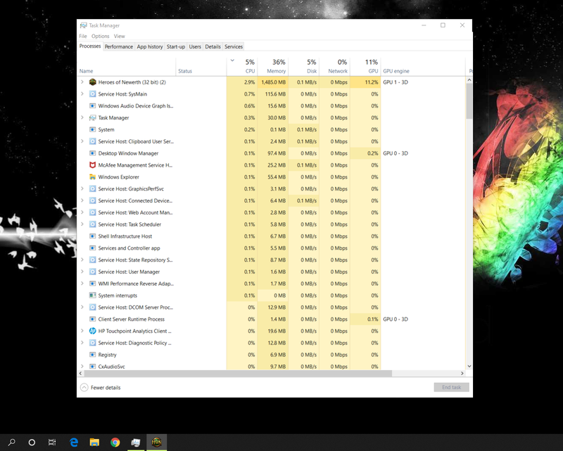 My CPU speed drops to 0 38Ghz whenever i open a game ( WOW