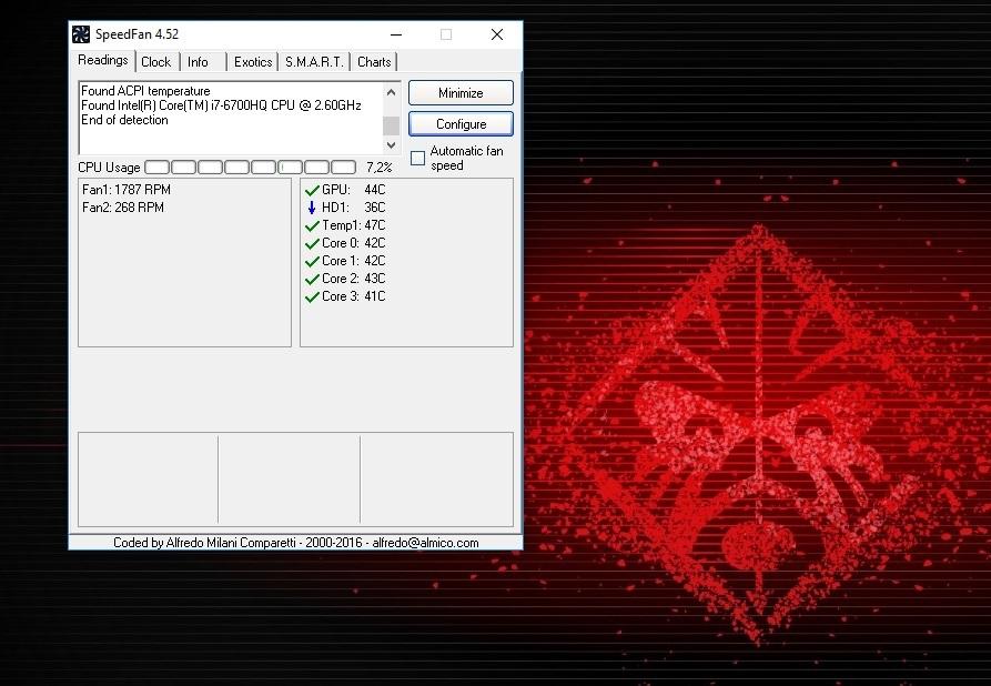 Solved: HP OMEN 17 FAN 1 faster then FAN 2 - HP Support