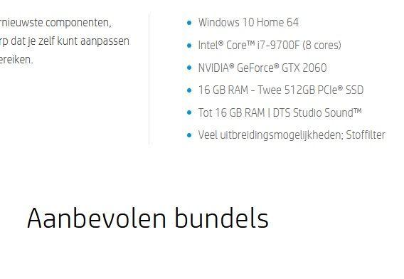 Nvidia Geforce GTX 2060 should be 2080