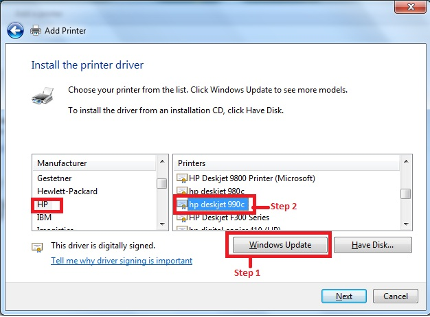 Add Brother Printer Driver To Separate Computers