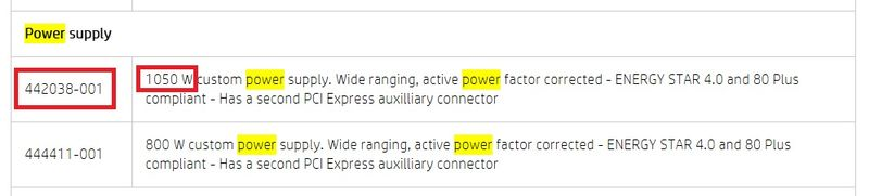HP xw8600 1050W Power Supply.jpg