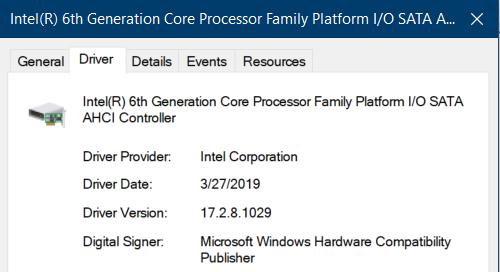 Intel chipset sata raid controller driver