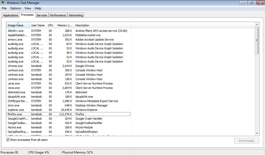 chrome no audio windows 7