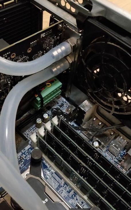 Custom made PCI bracket