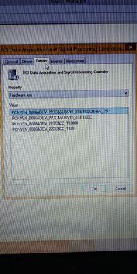 PCI Data Acquisition