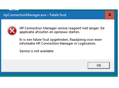 foutmelding HP Connection Manager.png
