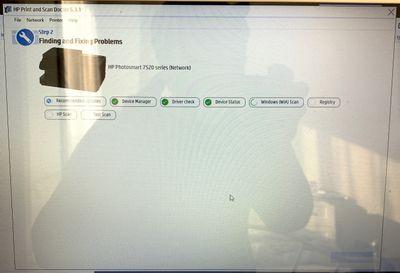 HP Scan Fix gets stuck on Windows (WIA) Scan
