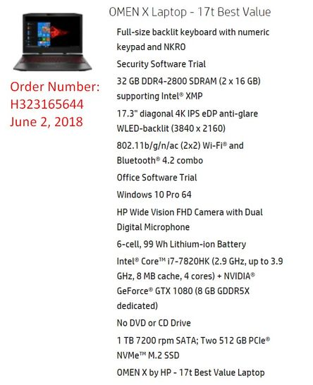 HP Omen Laptop configuration details.jpg