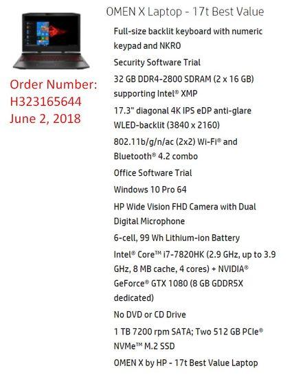HP Omen Laptop configuration details.jpg