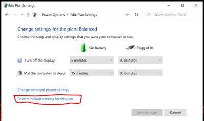 restore default settings for this plan.JPG