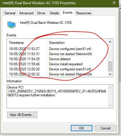 Here it is clearly visible that Windows did something stupid.