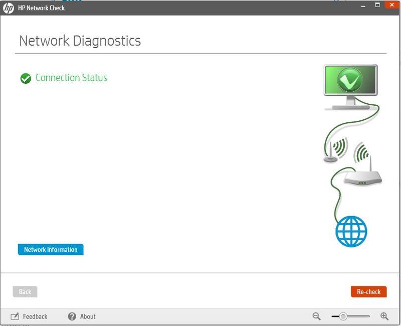 Network Check