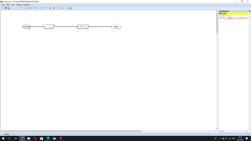I tried to use IP function for determine integer part of number ( int )
