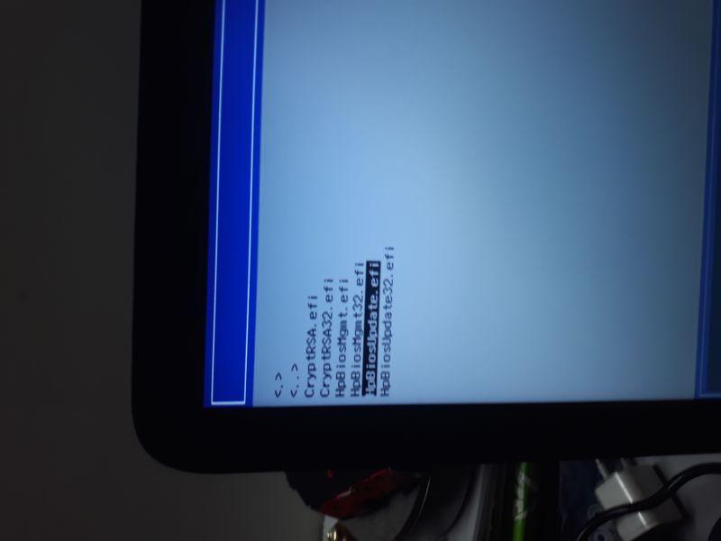 EFI Files in USB