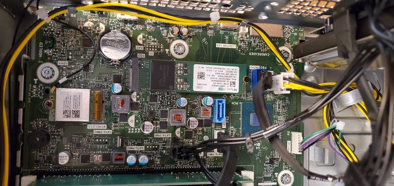 Sata & Drive Power Connections