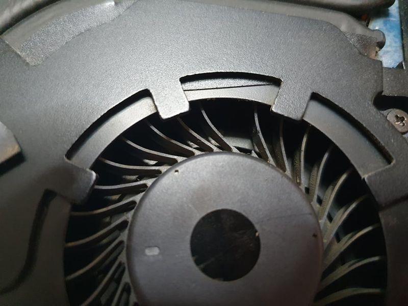 broken fan? what could make it break?