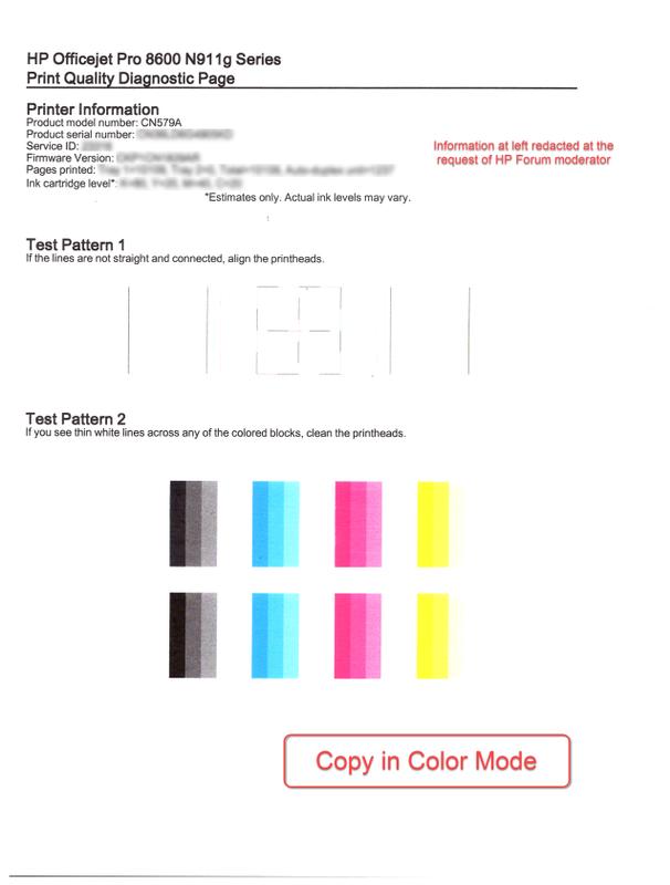 Copy in Color Mode