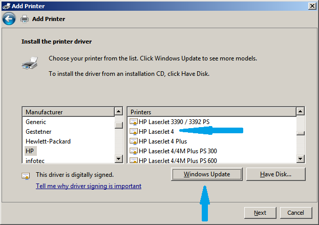 Hp laserjet 4l driver download drivers & software.