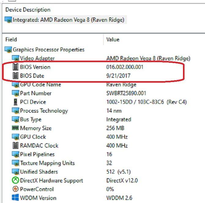 Thread Stuck In Device Driver AMD Vega 8 Mobile2.jpg