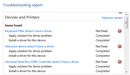 windows 7 professional drivers