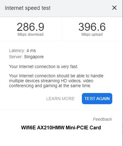 SpeedTest_Wifi6E Card_AX210_Good.jpg