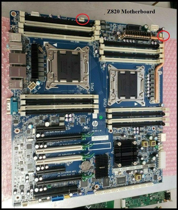 Z820 Motherboard