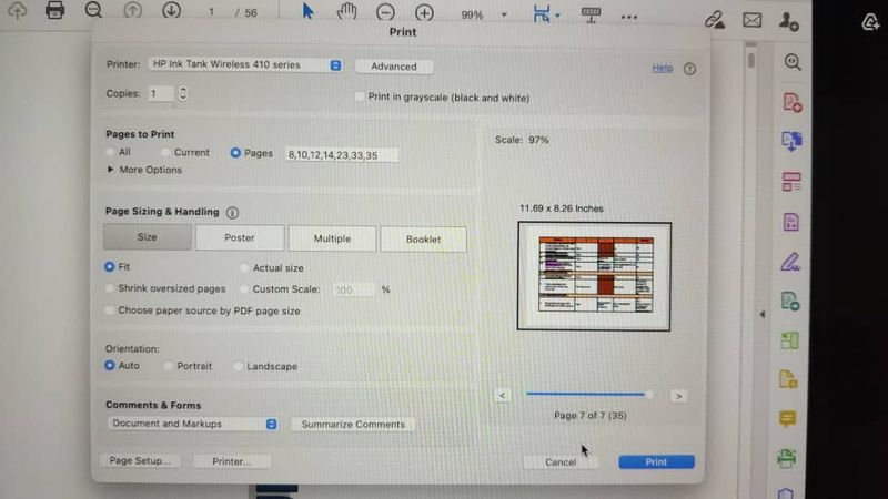 no double sided printing option for acrobat