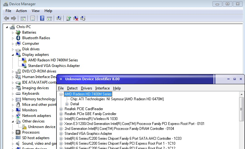 Solved: windows 8 driver for