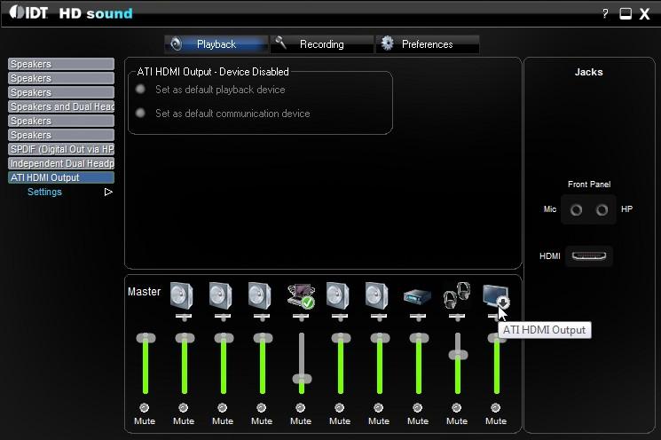 Скачать драйвера idt pc audio