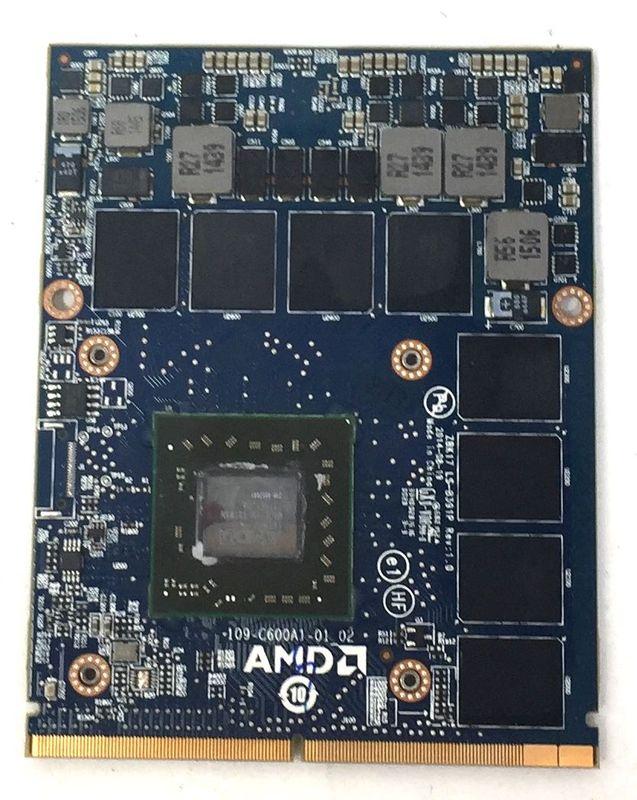 AMD Firepro MXM card