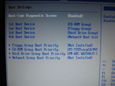 Backing up files during System Recovery - Page 2 - HP