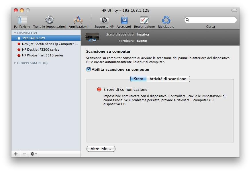 HP Photosmart 5510 Mac Driver Downloads