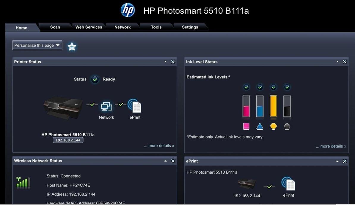 hp deskjet 3050a wireless setup mac
