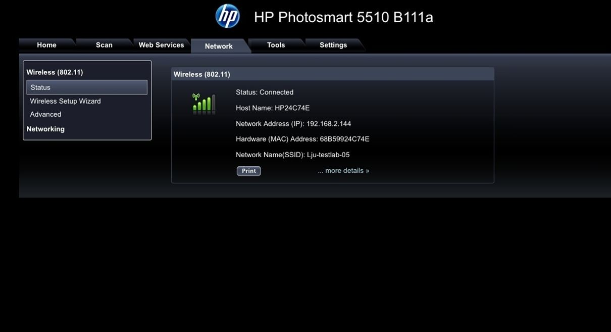 Hp officejet 4630 e all in one printer wireless setup.